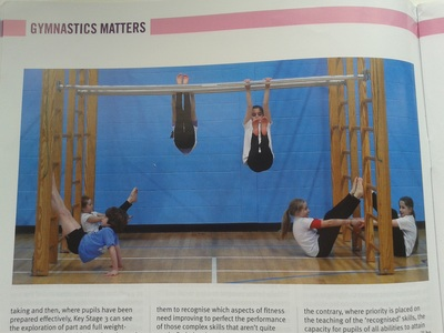 'a philosophy on teaching gymnastics in primary schools